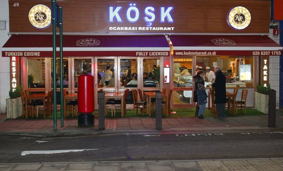 Kosk Restaurant: Outside view 1