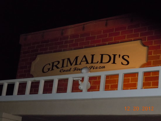 Grimaldi's Pizzeria  N Scottsdale : Entrance