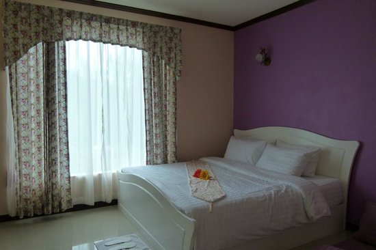 The Senses Resort @ Suanpueng :                   ห้องนอนที่ 1