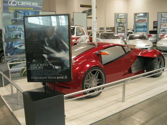 Toyota USA Automobile Museum :                   photo 1