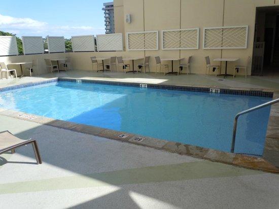 Hyatt Place Waikiki Beach:                   Pool