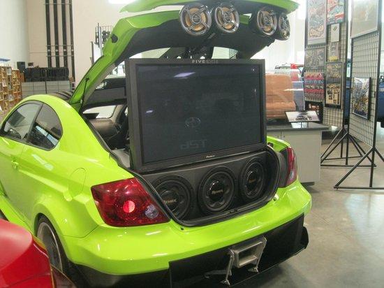 Toyota USA Automobile Museum:                   photo 2