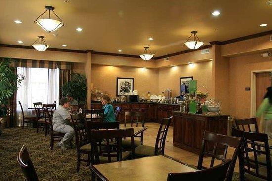 Hampton Inn & Suites Gallup: Restaurant