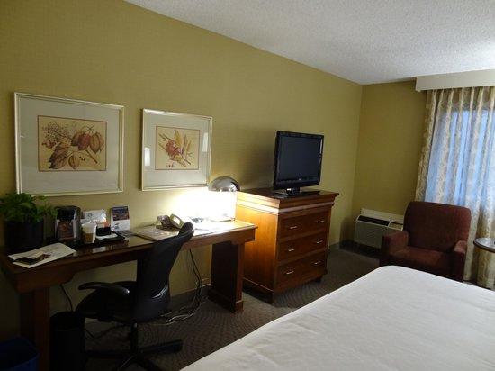 Sheraton Palo Alto Hotel: room 1