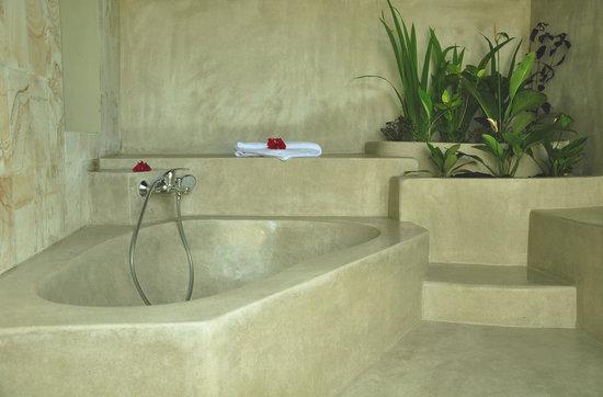 سوباك تابولا فيلا: Salle de bains chambre Sedap Malam