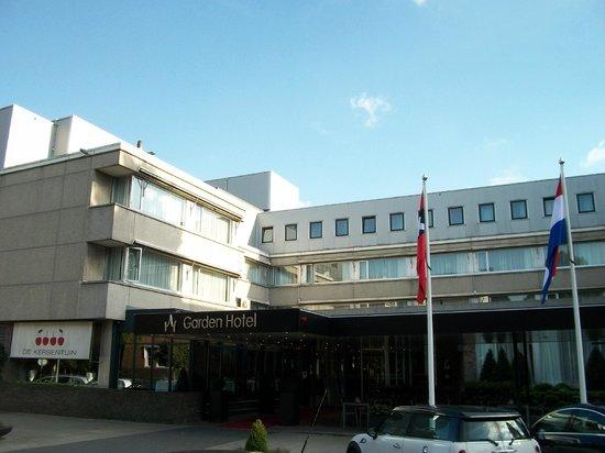 Bilderberg Garden Hotel:                   Exterior