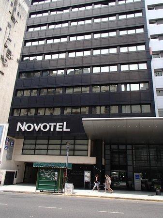 Novotel Buenos Aires: exterior novotel santiago