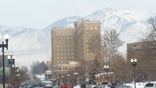 Ben Lomond Suites Historic Hotel,  an Ascend Collection Hotel: Hotel