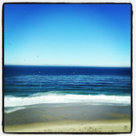 The Ritz-Carlton, Laguna Niguel: The ocean near the hotel