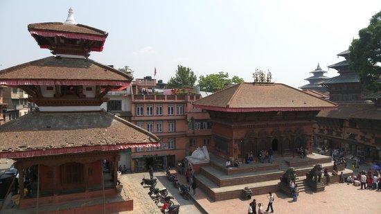 Durbar Torg - Kathmandu