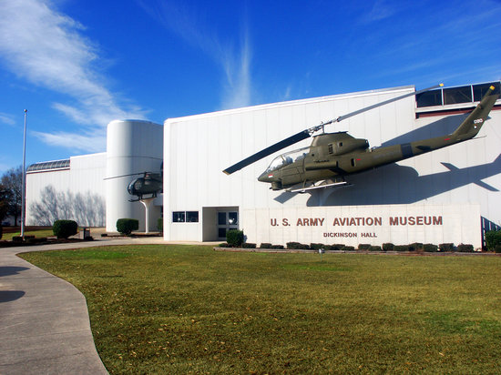 ‪United States Army Aviation Museum‬