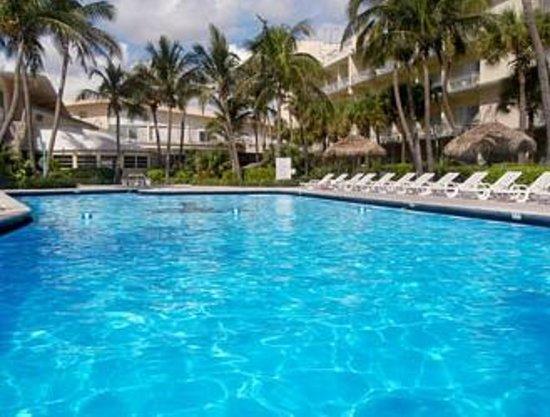 Pool picture of days hotel thunderbird beach resort - Sunny beach pools ...