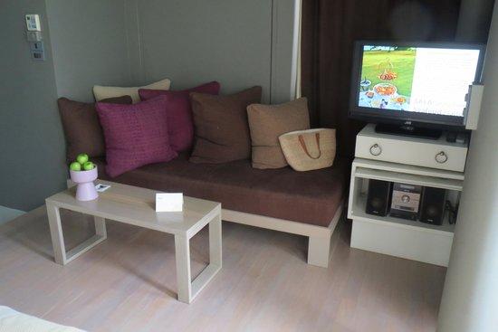 SALA Phuket Resort and Spa:                   In Room