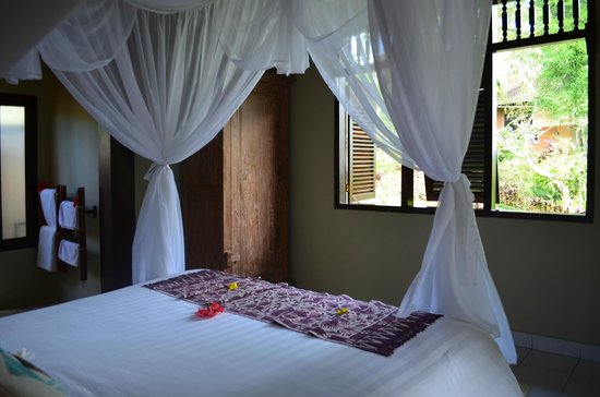 Subak Tabola Villa: Chambre Teratai