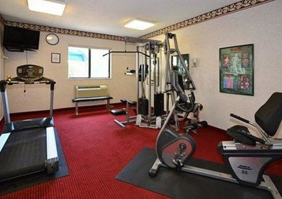 Comfort Inn: Exercise facilities