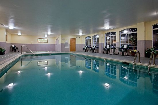 Country Inn & Suites By Carlson, Lexington: CountryInn&Suites Lexington  IndoorPool