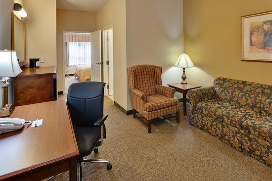 Country Inn & Suites By Carlson, Chattanooga North at Highway 153: CountryInn&Suites ChattanoogaN Suite