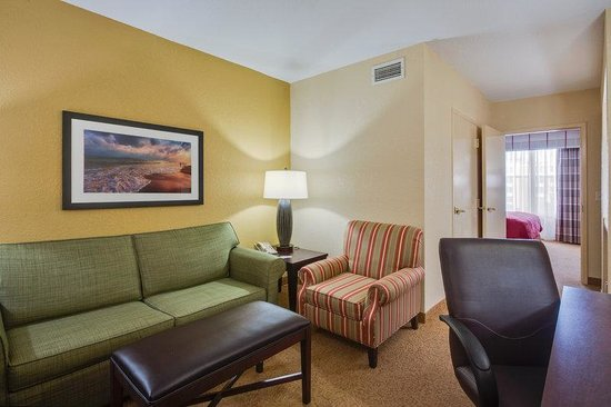 Country Inn & Suites By Carlson Orlando-Maingate at Calypso: CountryInn&Suites OrlandoMaingate   Suite