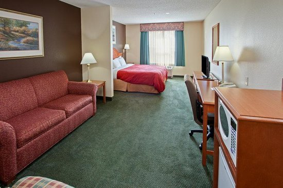 Country Inn & Suites By Carlson, Chicago O'Hare South: CountryInn&Suites OHare South  SuiteKing