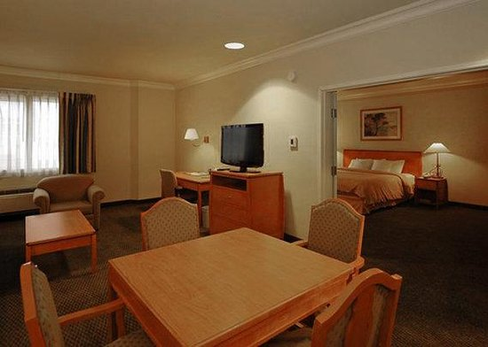 Comfort Suites Airport: 1 King