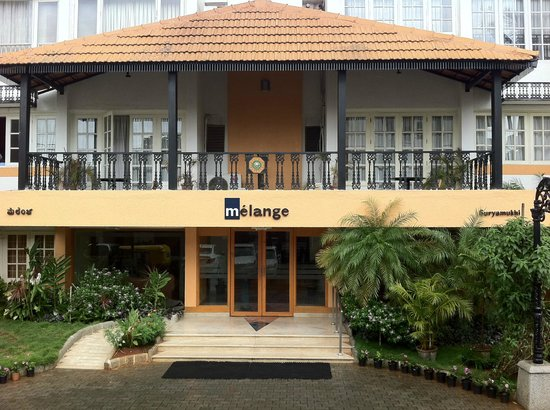 Melange Luxury Serviced Apartments Bengaluru