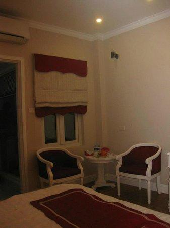 Calypso Grand Hotel:                   Room view 1