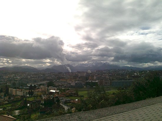 Oviedo As Seen from San Miguel de Lillo