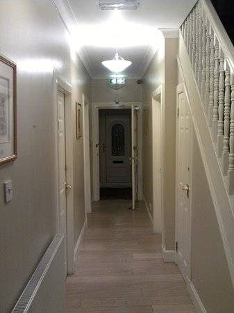 Alpha Guest House:                   Hallway/Passage