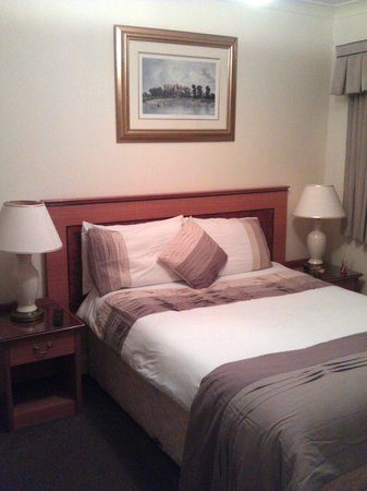 Alpha Guest House:                   Room