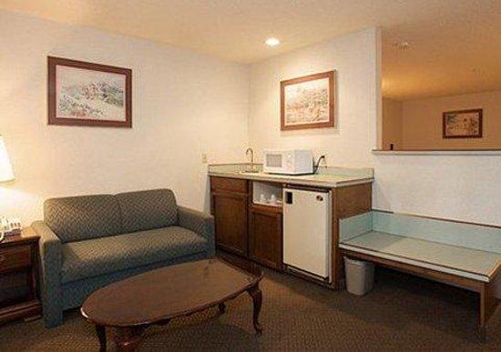 Econo Lodge Southeast: Hot tub suite