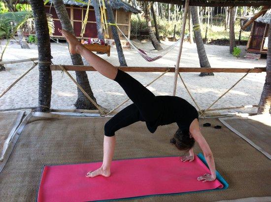 Little Cove Yoga Holiday Retreat: Yoga
