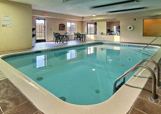 Quality Inn & Suites Niles: Pool
