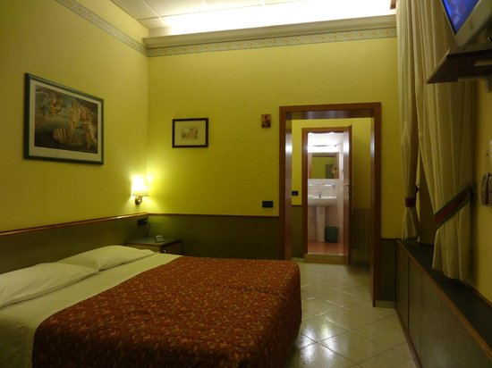 Hotel Casci: お部屋