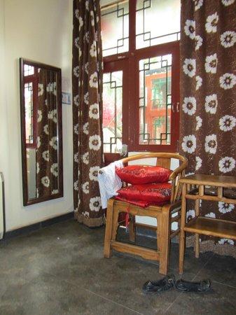 Flowering House Courtyard Hotel:                   my room