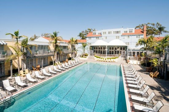 The lafayette hotel swim club bungalows updated 2017 - Clairemont swimming pool san diego ca ...