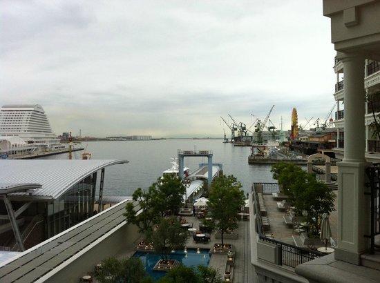 Hotel La Suite Kobe Harborland:                   部屋外的景觀