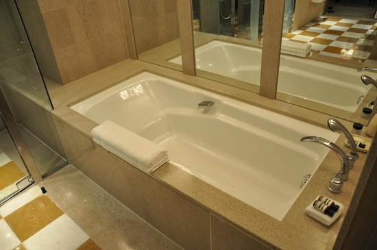 Park Hyatt Tokyo: Suite bath