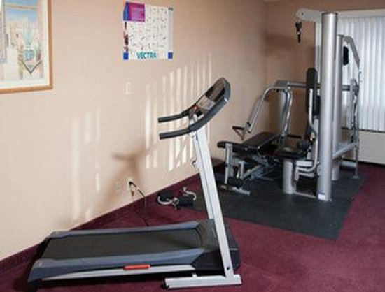 Super 8 Santa Fe: Fitness Center