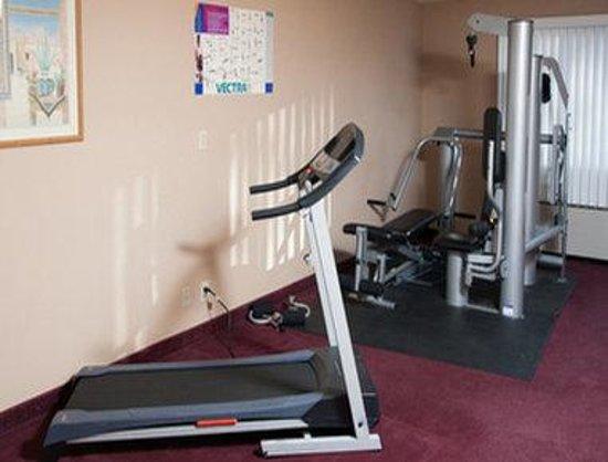 سوبر 8 سانتا في: Fitness Center