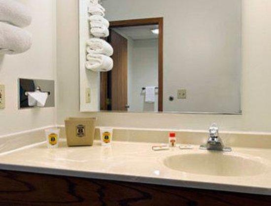 Super 8 Estherville: Bathroom