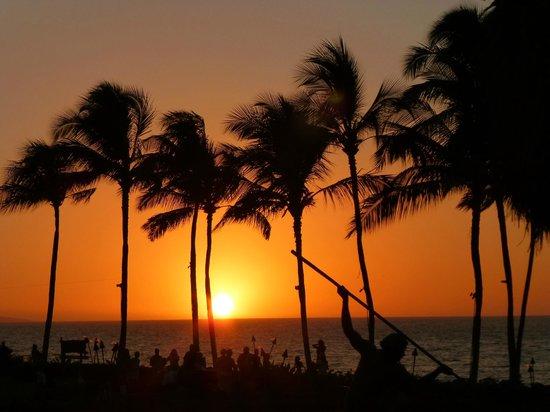 Grand Wailea - A Waldorf Astoria Resort: Maui Sunset