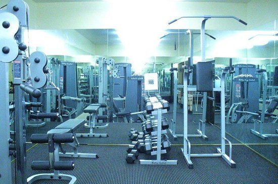 Four Points by Sheraton San Jose Airport: Fitness Room