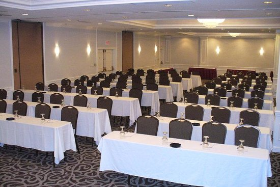 Four Points by Sheraton San Jose Airport: Meeting Room