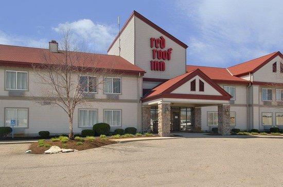 Red Roof Inn Buckeye Lake Hebron Ohio Updated 2017