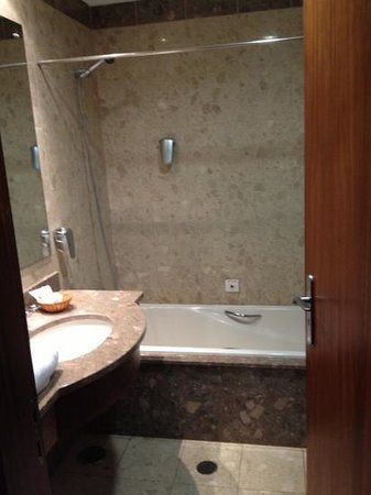 Hotel Camoes: bagno