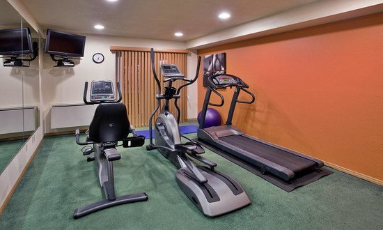 Travelodge Suites New Glasgow: Travelodge New Glasgow Fitness Room