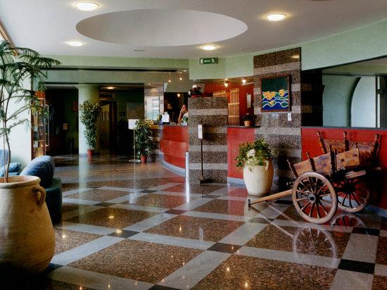 Addaura Hotel Residence Congressi: cortesia e ... simpatia