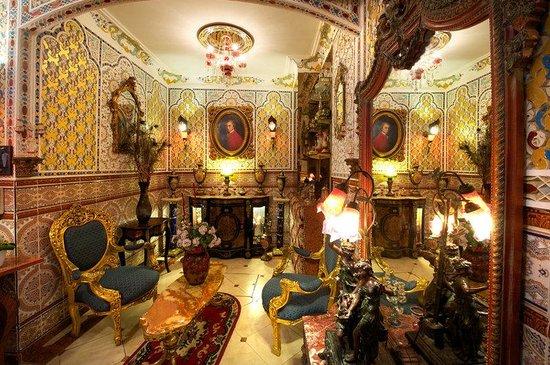 Hotel Mozart: Deco