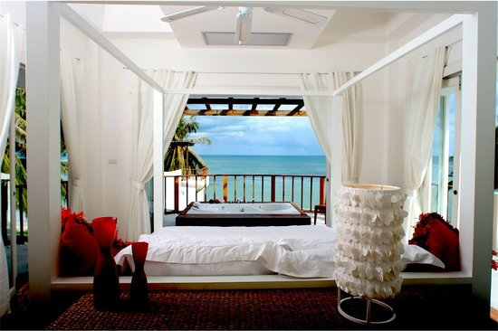 Villa Nalinnadda: 180 Degree Seaview Room
