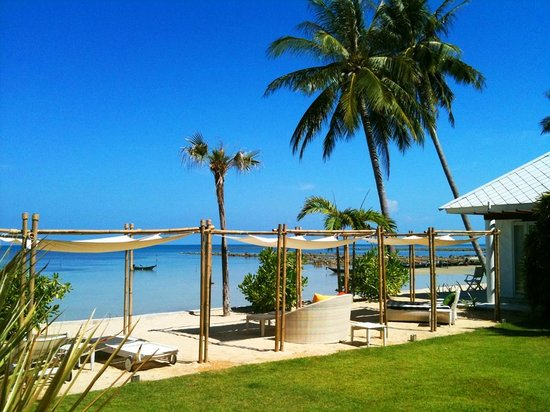 Villa Nalinnadda: relax by the sea